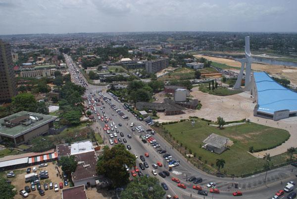 Abidjan-Blick-von-der-ADB